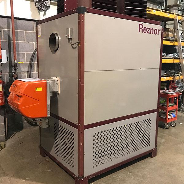 Fully Refurbished REZNOR FSG 235 (235Kw) Floor Standing