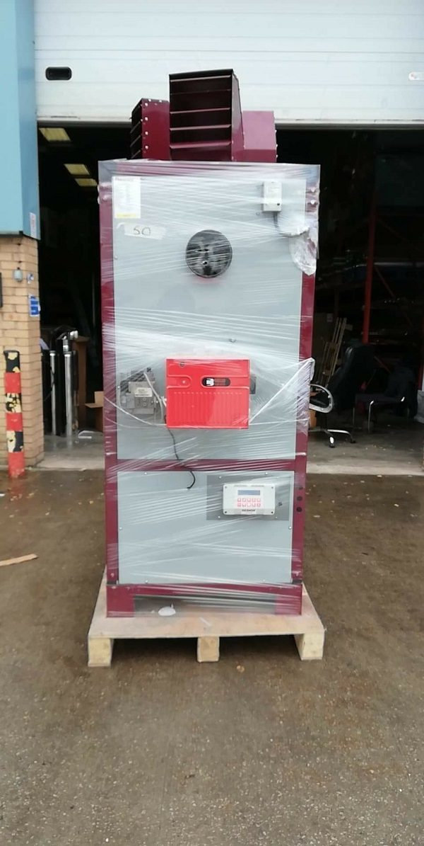 Fully Refurbished Reznor Vchc60 60kw Floor Standing Gas