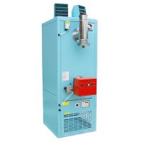 POWRMATIC CPX GAS FIRED WARM AIR CABINET HEATER HI-LOW BURNER