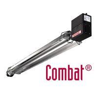 combat complete single linear radiant heater