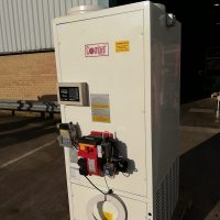 Combat PGP 30 (75kw) fully Refurbished Floor Standing Heater